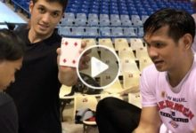 Photo of WATCH: How to impress your PT and teammates with a simple MAGIC trick [Part 3]