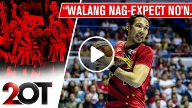 Photo of WATCH: June Mar's most memorable PBA moment? The BEERACLE Run!