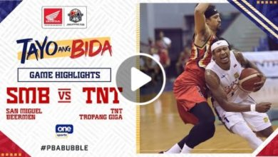 Photo of WATCH: San Miguel vs TNT Game Highlights [October 16, 2020]