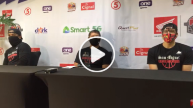 Photo of WATCH: PBA Media Availability with Leo Austria, Chris Ross and Marcio Lassiter