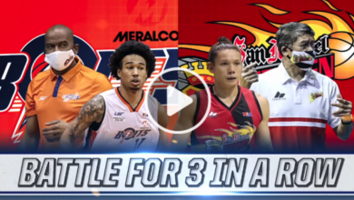 Photo of WATCH: San Miguel vs Meralco [2020 Philippine Cup | October 28, 2020]
