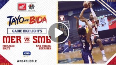 Photo of WATCH: San Miguel vs Meralco Game Highlights [October 28, 2020]