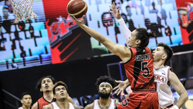 Photo of Beermen hurdle Aces for second win in a row