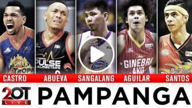 Photo of WATCH: Pampanga's Best [Homegrown Lineup]