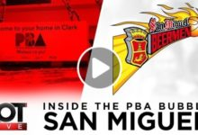 Photo of WATCH: San Miguel Beermen – Inside the PBA Bubble [Lineup, Schedule & Preview]