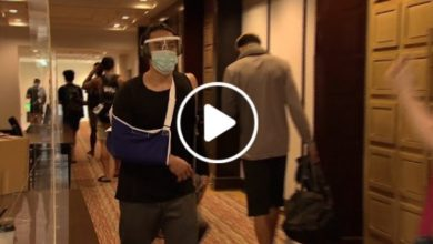 Photo of WATCH: Terrence Romeo injury update!