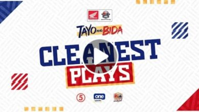 Photo of WATCH: Cleanest Plays of PBA Bubble Week 1